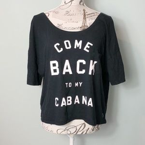 Victoria secret T-shirt size Large sleep tee